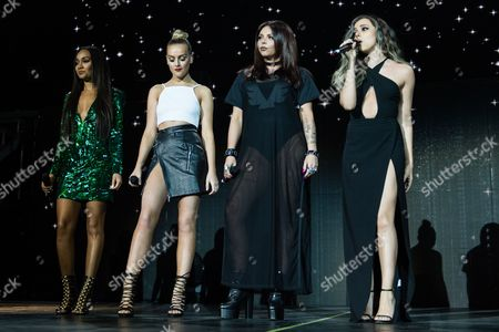 Little Mix - Perrie Edwards, Jesy Nelson, Leigh-Ann Pinnock, Jade Thirlwall