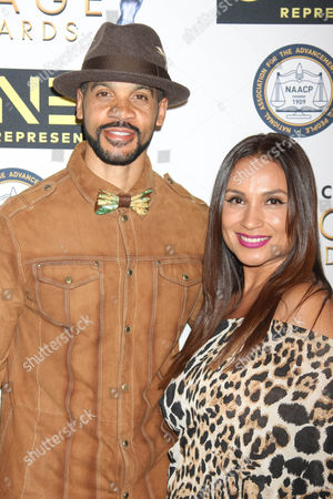 Editorial image of Non-Televised 47TH NAACP Image Awards, Los Angeles, America - 04 Feb 2016