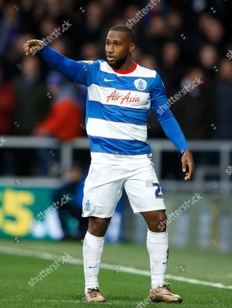David Hoilett of QPR during the SkyBet Championship match between QPR and Ipswich Town played at Loftus Road Stadium, London on February 6th 2016
