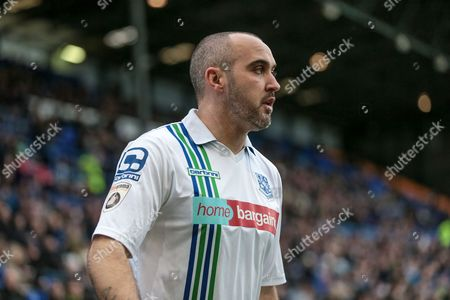 Stock Image of Gary Taylor-Fletcher (Tranmere Rovers) during the Vanarama National League match between Tranmere Rovers and Southport at Prenton Park, Birkenhead