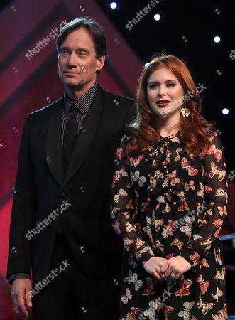 Kevin Sorbo, Renee Olstead