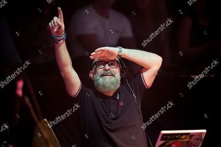 "Dj Graeme Park - ""Hacienda Classical"" debut at the Bridgewater Hall"