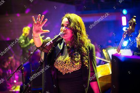 "Rowetta Idah - ""Hacienda Classical"" debut at the Bridgewater Hall"