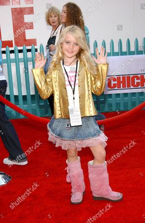 Editorial photo of 'CHICKEN LITTLE' FILM PREMIERE, LOS ANGELES, AMERICA - 30 OCT 2005