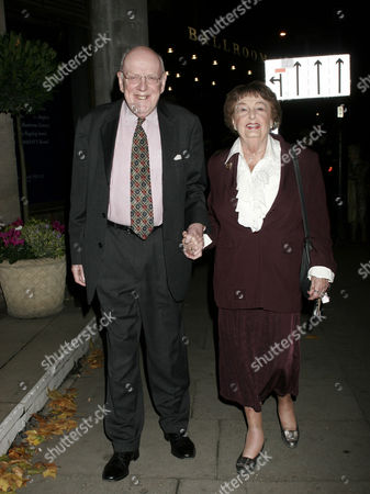 Frank Williams and Pamela Cundell