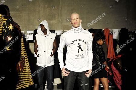 Editorial picture of Taf the Taylor show, Autumn Winter 2016 South African Menswear Fashion Week, South Africa - 03 Feb 2016