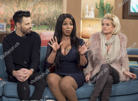 Editorial picture of 'This Morning' TV show, London, Britain - 08 Feb 2016