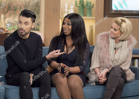 Editorial photo of 'This Morning' TV show, London, Britain - 08 Feb 2016