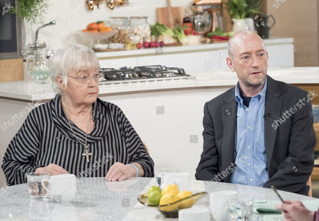 Stock Picture of Erin Pizzey and Mark Pearson