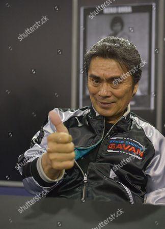 Stock Picture of Kenji Ohba