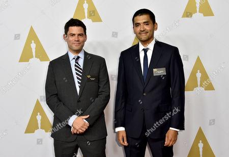 Pato Escala and Gabriel Osorio