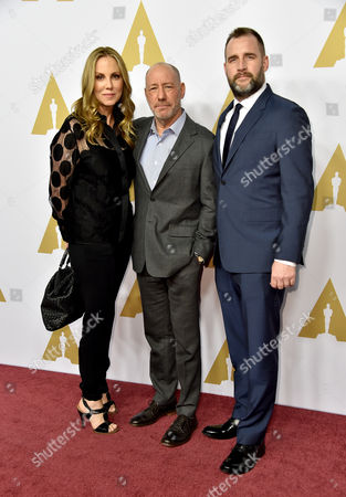 Mary Parent, Steve Golin and Keith Redmon