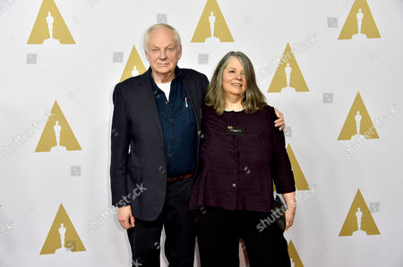 Stock Picture of Richard Williams and Imogen Sutton