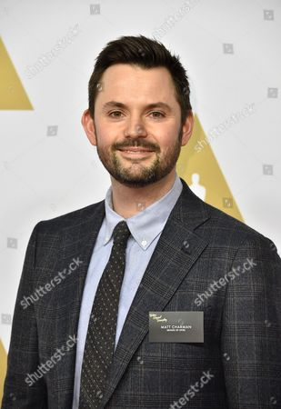 Editorial image of 88th Academy Awards Nominees Luncheon, Los Angeles, America - 08 Feb 2016