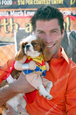 Editorial picture of 4TH ANNUAL MUCH LOVE ANIMAL RESCUE BOW WOW WEEN, LOS ANGELES, AMERICA - 30 OCT 2005