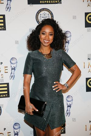 Editorial picture of 47th Annual NAACP Image Awards, Hyundai Post-show Gala Celebration, Los Angeles, America - 05 Feb 2016