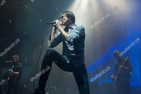 Stock Picture of Suede - Brett Anderson, Mat Osman, Neil Codling