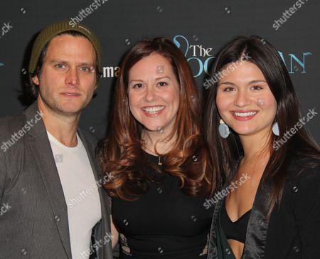 Steven Pasquale, Claire Karpen, Philippa Soo