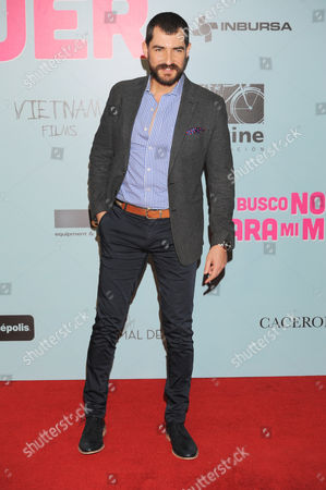 Editorial image of 'Looking for a boyfriend for My Wife' film premiere, Mexico City, Mexico - 08 Feb 2016
