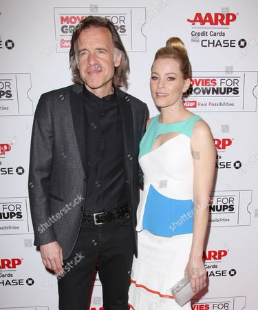 Bill Pohlad and Elizabeth Banks