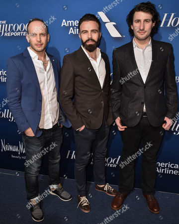 Editorial picture of The Hollywood Reporter's annual Nominees Night, Los Angeles, America - 08 Feb 2016