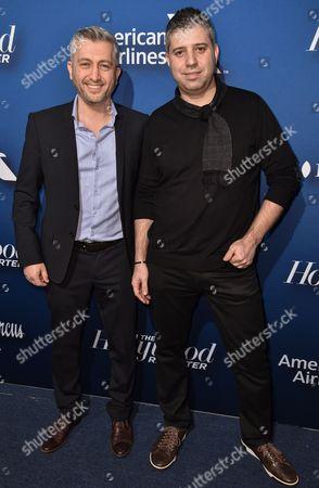Directors Den Tolmor and Den Tolmor