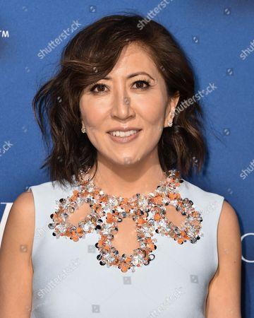 Stock Photo of Janice Min