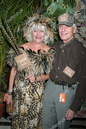 Ellen Levine and husband Richard Levine