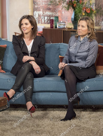 Editorial image of 'This Morning' TV show, London, Britain - 09 Feb 2016