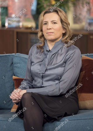 Editorial photo of 'This Morning' TV show, London, Britain - 09 Feb 2016