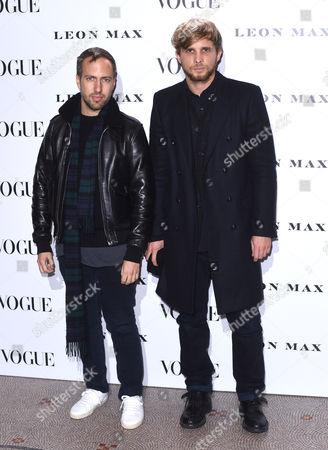Peter Pilotto and Christopher de Vos
