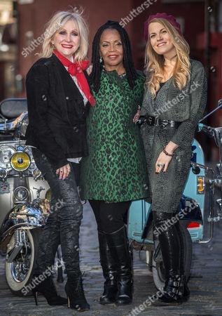 Carol Harrison, PP Arnold, and Mollie Marriott