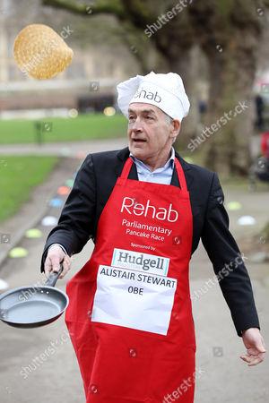 Alistair Stewart OBE