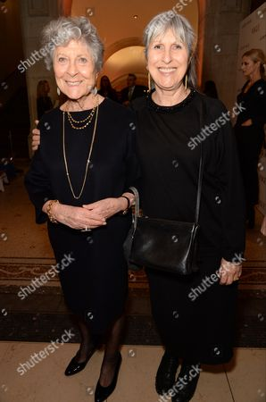 Joan Burstein and Caroline Burstein