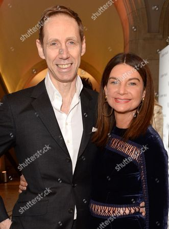 Nick Knight and Natalie Massenet