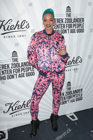 Editorial photo of 'Zoolander Center' opening presented by Kiehl's, New York, America - 09 Feb 2016