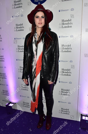 Editorial photo of Handel & Hendrix private launch party, London, Britain - 09 Feb 2016