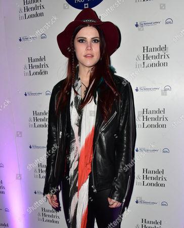 Editorial picture of Handel & Hendrix private launch party, London, Britain - 09 Feb 2016
