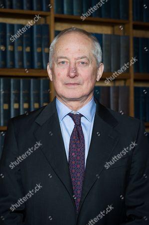 Stock Photo of Prince Hans Adam II of Liechtenstein