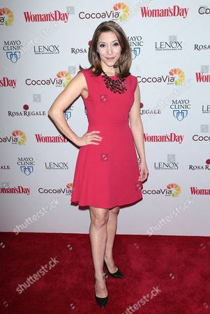Editorial picture of Woman's Day 13th Annual Red Dress Awards, New York, America - 09 Feb 2016