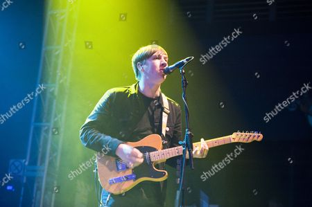 Editorial image of NME Awards Tour at the O2 Academy, Leeds, Britain - 08 Feb 2016
