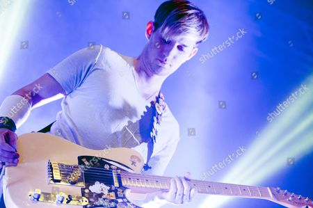 Russell Lissack - Bloc Party