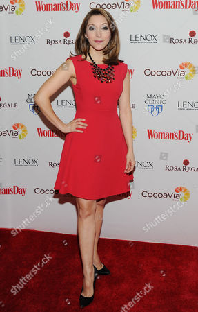 Editorial image of Woman's Day 13th Annual Red Dress Awards, New York, America - 09 Feb 2016