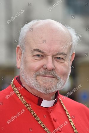 The Bishop of London, the Right Reverend Richard Chartres