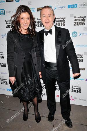 Victoria Hislop & Ian Hislop