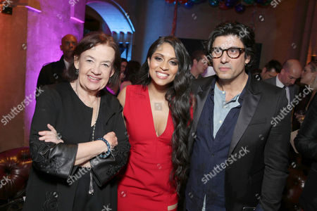 Judy McGrath, Lilly Singh, Nick Shore