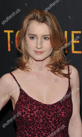 Editorial picture of 'Touched With Fire' film premiere, New York, America - 10 Feb 2016