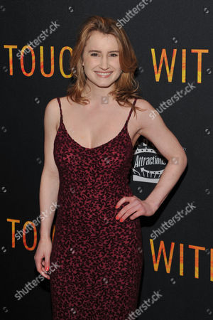 Editorial image of 'Touched With Fire' film premiere, New York, America - 10 Feb 2016