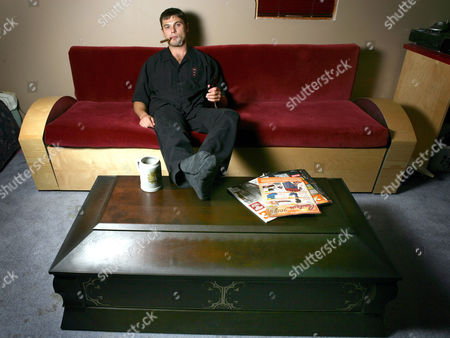 Workmanship Stock Pictures Editorial Images And Stock Photos - Casket coffee table