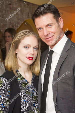 Christina Cole (Stevie) and Lloyd Owen (Joseph)